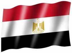 Fahne Ägypten