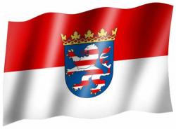 Fahne Hessen