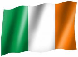 Fahne Irland