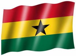 Fahne Ghana