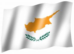 Fahne Zypern