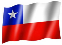Fahne Chile