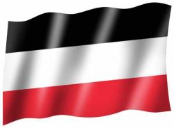 Fahne Kaiserreich