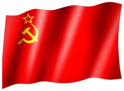 Fahne Sowjetunion