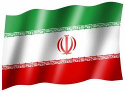 Fahne Iran