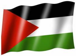 Fahne Palästina