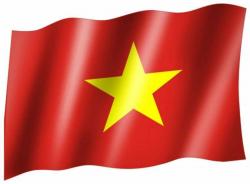 Fahne Vietnam
