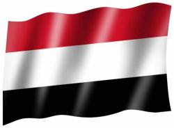 Fahne Jemen