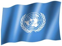 Fahne Uno
