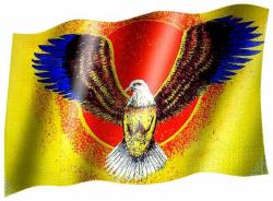 Fahne Adler