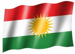 Fahne Kurdistan