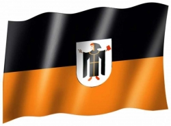 Fahne Münchner Kindl