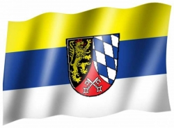 Fahne Oberpfalz