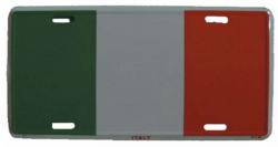 Tin Sign Italy - 30cm x 15cm