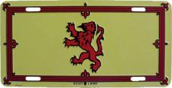 Schottland Blechschild - 30cm x 15cm