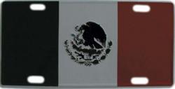 Tin Sign Mexico - 30cm x 15cm