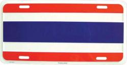 Blechschild Thailand - 30cm x 15cm