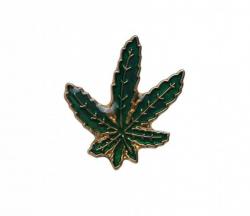 Cannabis Pin