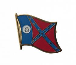 State of Georgia Anstecknadel