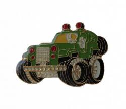 Geländewagen Pin