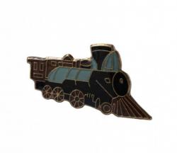Lokomotive Anstecker Pin