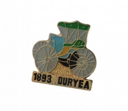 1893 Duryea Pin