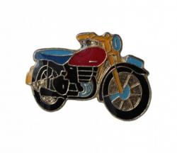 Motorrad Pin