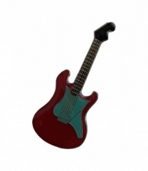 Rock Gitarre Anstecker Pin