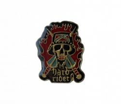Pin Hard Rider Totenkopf