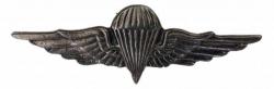 Anstecker Bundeswehr Fallschirmspringerabzeichen