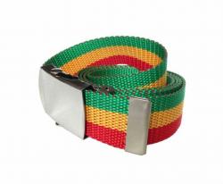 Stoffgürtel Rastafari