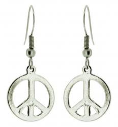 Ohrhänger Peace