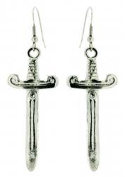 Earrings Sword