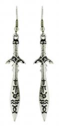Ägyptisches Schwert Ohrhänger