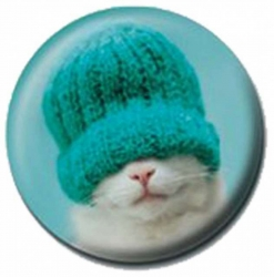 Ansteckbutton Cat | 1023