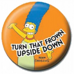 Ansteckbutton The Simpsons | 1082