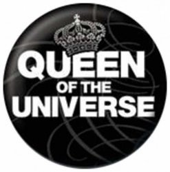 Ansteckbutton Queen Of The Universe | 1307