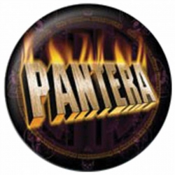 Ansteckbutton Pantera | 1342