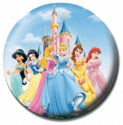 Ansteckbutton Disney Princesses | 1684