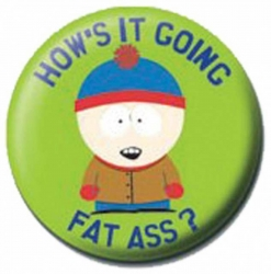 Ansteckbutton South Park | 1752