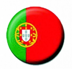 Ansteckbutton Portugal | 3850
