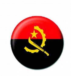 Ansteckbutton Angola | 3859