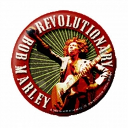 Ansteckbutton Bob Marley | 4857