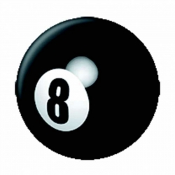 Ansteckbutton 8 Ball | 6232