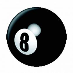 Ansteckbutton 8 Ball | 6232