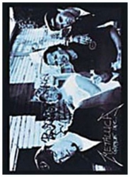 Metallica Postkarte