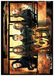 Korn Gold Postkarte