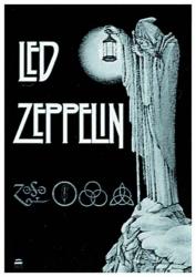 Poster Flag Led Zeppelin | 028