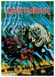 Posterfahne Iron Maiden | 049