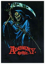 Posterfahne Alchemy | 074